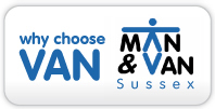 Why choose man and van